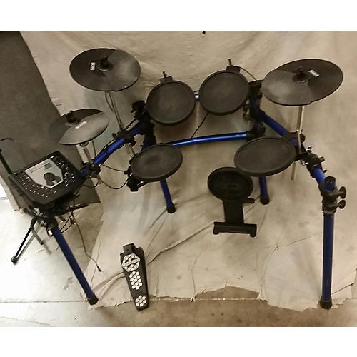 used simmons sd1000 electric drum set guitar center. Black Bedroom Furniture Sets. Home Design Ideas