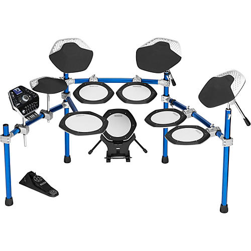 Simmons SD2000XP 7-Piece Electronic Drum Kit with Mesh Pads-thumbnail