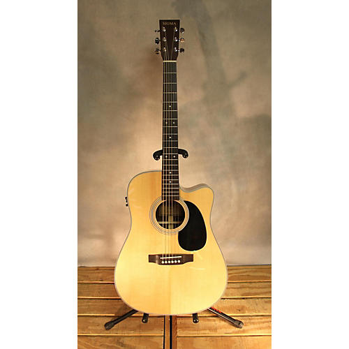 SIGMA SD28CE Acoustic Electric Guitar