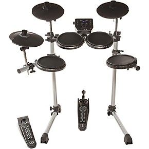 simmons sd300 5 piece electronic drum set guitar center. Black Bedroom Furniture Sets. Home Design Ideas