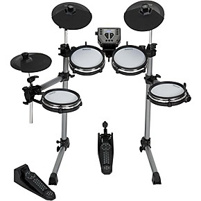 simmons sd350 electronic drum kit with mesh pads guitar center. Black Bedroom Furniture Sets. Home Design Ideas