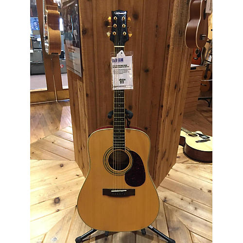 Silvertone SD500 Acoustic Guitar