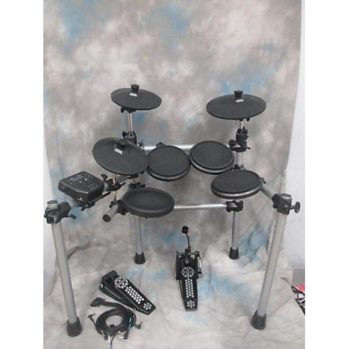 used simmons sd500 electronic drum set guitar center. Black Bedroom Furniture Sets. Home Design Ideas