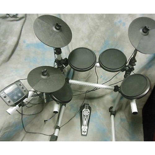 used simmons sd5x electronic drum set guitar center. Black Bedroom Furniture Sets. Home Design Ideas