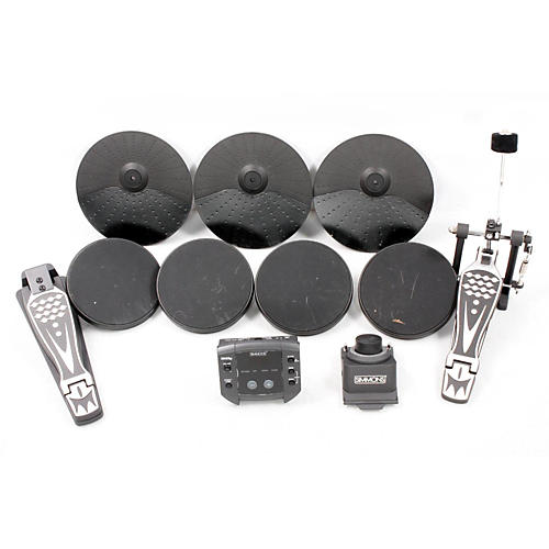 Simmons SD5Xpress Full Size 5-Piece Electronic Drum Kit  888365344010