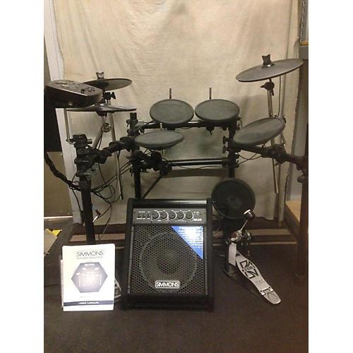 Simmons SD7PK Electric Drum Set