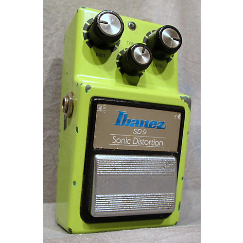 Ibanez SD9 SONIC DISTORTION Effect Pedal-thumbnail