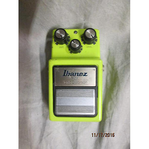 Ibanez SD9 Sonic Drive Effect Pedal