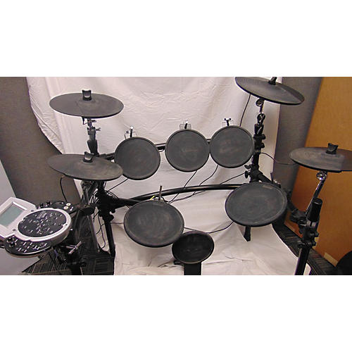 used simmons sd9k electric drum set guitar center. Black Bedroom Furniture Sets. Home Design Ideas