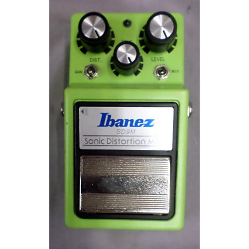 Ibanez SD9M Sonic Distortion Mod Effect Pedal