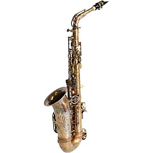 Sax Dakota SDA-XR 82 Professional Alto Saxophone by Sax Dakota