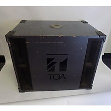 TOA SDB Unpowered Subwoofer