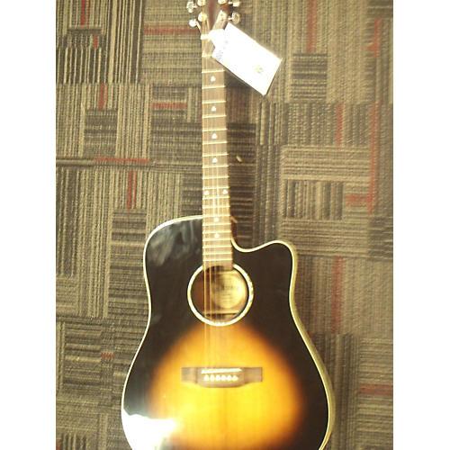 Great Divide SDCE-18-VS Acoustic Guitar