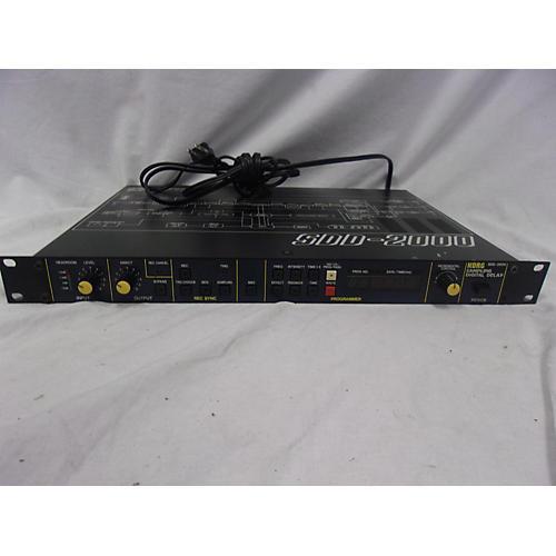 Korg SDD 2000 Effects Processor