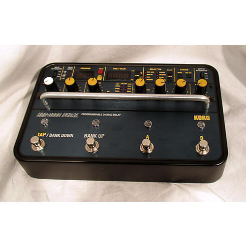 Korg SDD3000 Effect Pedal-thumbnail