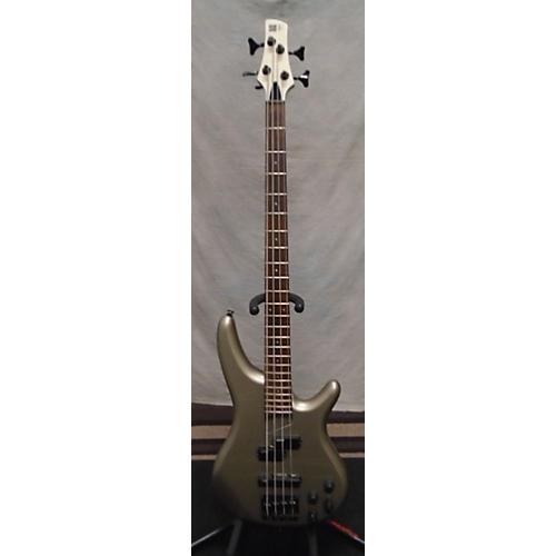 Ibanez SDGR MIJ Electric Bass Guitar Metallic Silver