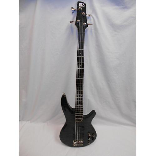 used ibanez sdgr n427 electric bass guitar trans black guitar center. Black Bedroom Furniture Sets. Home Design Ideas
