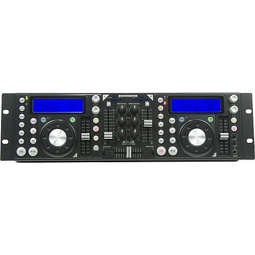American Audio SDJ-2 Dual SD Player with Mixer-thumbnail