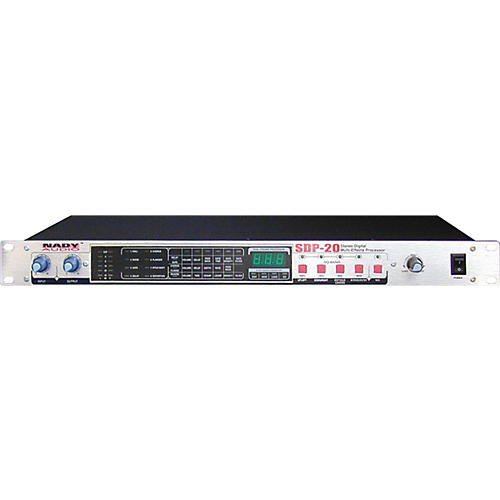 Nady SDP-20 Programmable Digital Multi Effects Processor