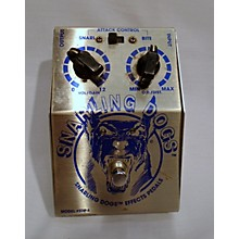 Snarling Dogs SDP-4 BLUE DOO Effect Pedal