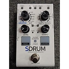 Digitech SDRUM Pedal