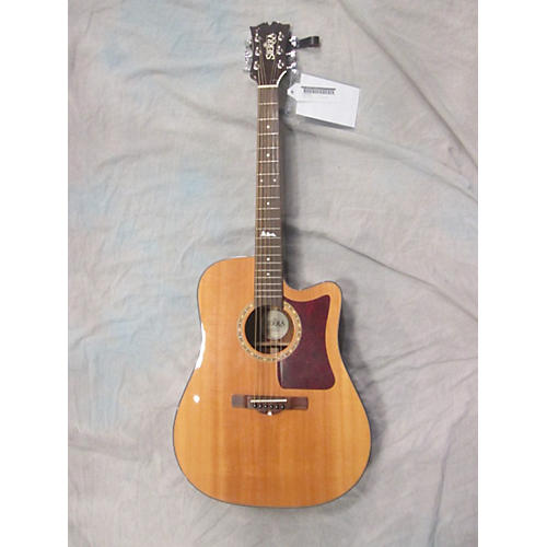 In Store Used SDS35CE Acoustic Electric Guitar