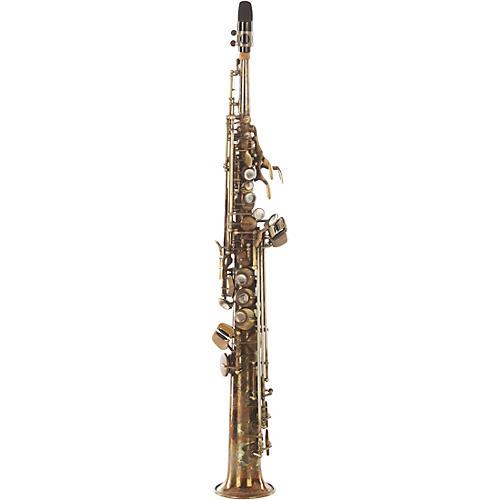 Sax Dakota SDSS-XR 72 Professional Straight Soprano Saxophone-thumbnail