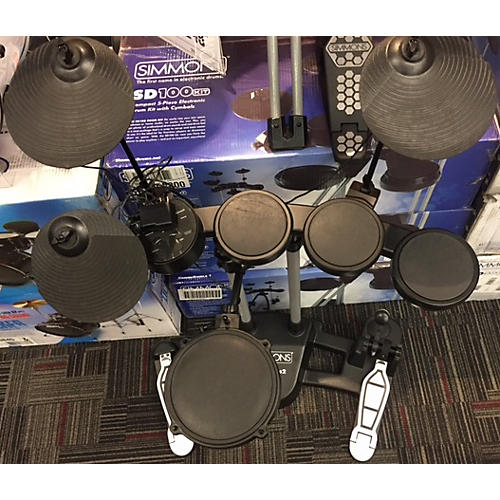 Simmons SDXpress 2 Electric Drum Set