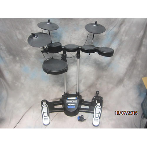 Simmons SDXpress2 Electronic Drum Set