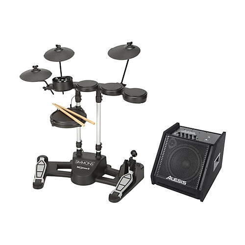 Simmons SDXpress2 and Amp Package