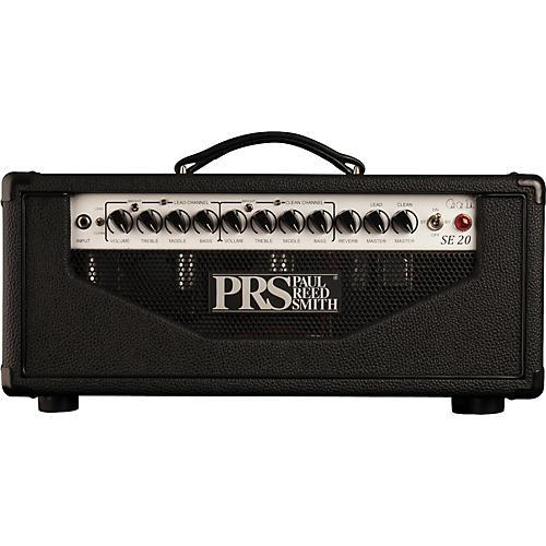 PRS SE 20 20W Tube Guitar Amp Head Black