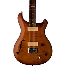 SE 277 Baritone Semi-Hollow Electric Guitar Vintage Sunburst
