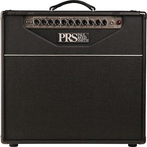 PRS SE 30 30W Tube Guitar Combo Amp Black