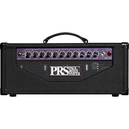 PRS SE 50 50W Tube Guitar Amp Head-thumbnail