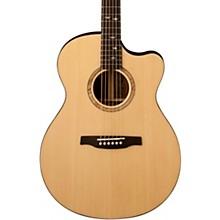 PRS SE Alex Lifeson Thinline Acoustic-Electric Guitar Level 1 Natural