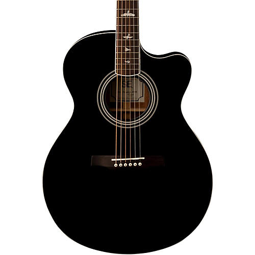 PRS SE Angelus A10E Acoustic-Electric Guitar Black