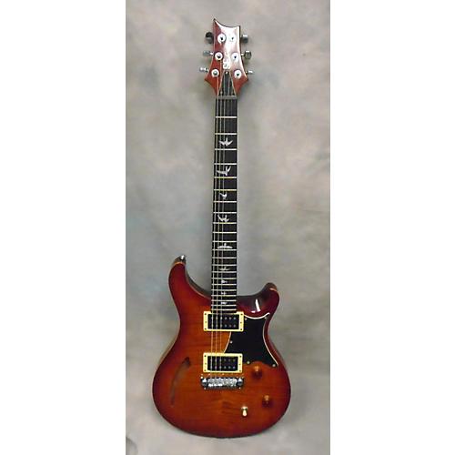 PRS SE CUSTOM 22 SEMI HOLLOW Hollow Body Electric Guitar-thumbnail