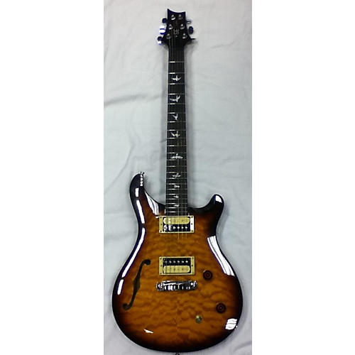PRS SE CUSTOM 22 SEMI HOLLOW Hollow Body Electric Guitar