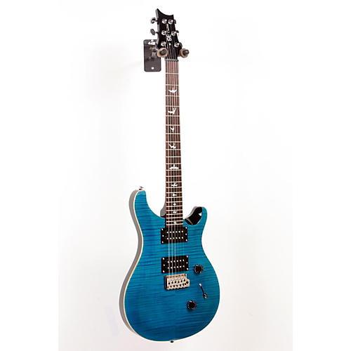 PRS SE Custom 24 Electric Guitar Sapphire 888365293998