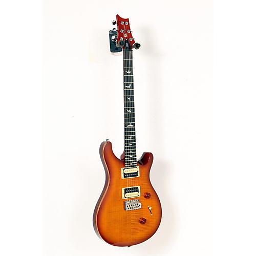 PRS SE Custom 24 Electric Guitar Vintage Sunburst 888365253398
