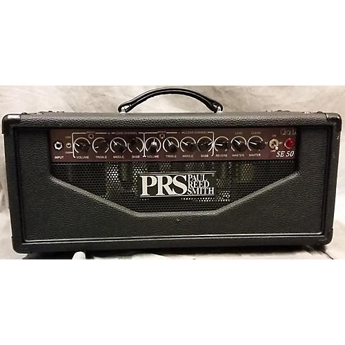 used prs se50h 50w tube guitar amp head guitar center. Black Bedroom Furniture Sets. Home Design Ideas
