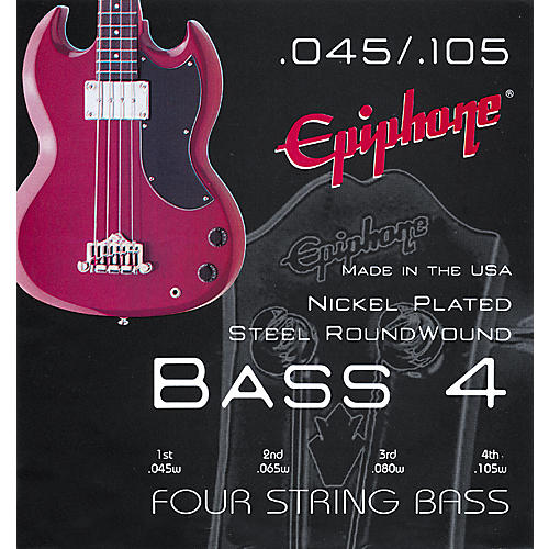 Epiphone SEBE-60 M Roundwound Bass Strings