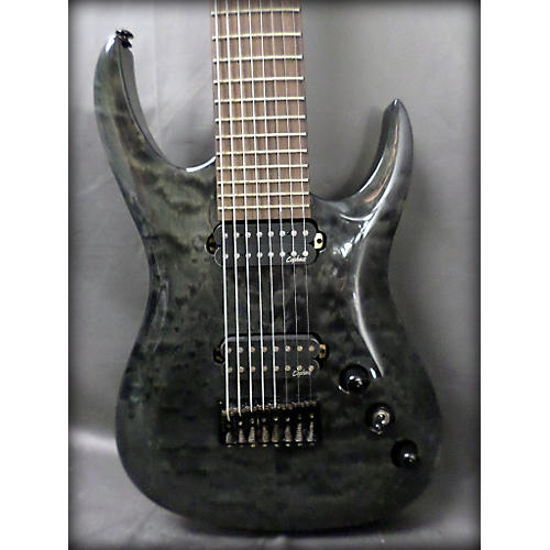 Agile SEPTER 827 Solid Body Electric Guitar-thumbnail