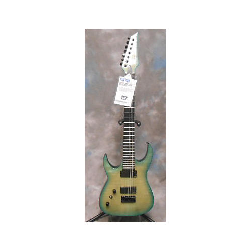 Agile SEPTOR 7 LEFTY Solid Body Electric Guitar-thumbnail