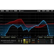 NuGen Audio SEQ-ST Equalizer Plug-in