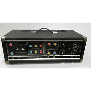 used peavey series 400 bass amp head guitar center. Black Bedroom Furniture Sets. Home Design Ideas