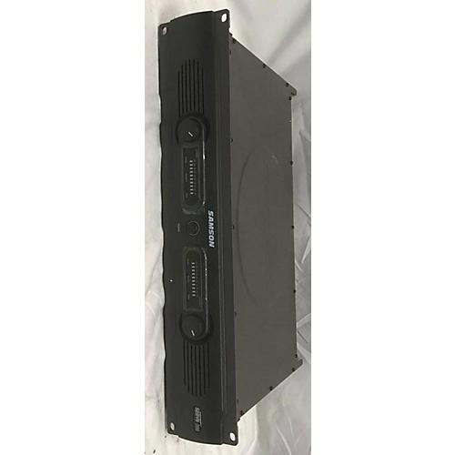 used samson servo200 power amp guitar center. Black Bedroom Furniture Sets. Home Design Ideas
