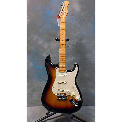 Stagg SES50M-SB Solid Body Electric Guitar-thumbnail