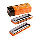 SEYDEL Blues SESSION STEEL Paddy Richter Harmonica (10306A)