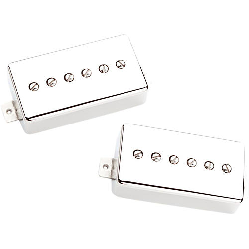 Seymour Duncan SEYMOUR DUNCAN PHAT CAT PICKUP SET NICKEL COVER